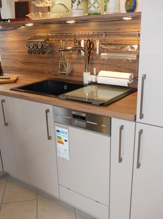 Geschirrspülmaschine Integriert = der küchenschreiner